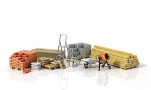 Troca Material de Construção